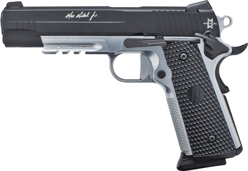 Sig Air-1911bb-mm .177bb 12gr Co2 16rd Black Air Pistol