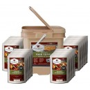 Wise Food Supply Entree Only Kit 120 Serving Black Bucket