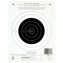 """Champion Tgt Paper 7""""x9"""" 50Yd. Small Bore Rifle 12Pk"""