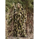 Red Rock Outdoor Gear Big Game Ghillie Suit Backwoods Xl/Xxl 3 Pc Mesh Lef