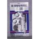 """B-Square Mount Ruger Mini-14 Silver Matte W/1"""" Rings"""