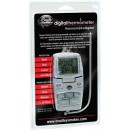 Bradley Digital Thermometer 1aa W/ Easy Viewing Stand