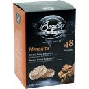 Bradley Smoker Mesquite Flavor Bisquettes 48 Pack
