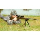 """Harris Bipod 9""""-13"""" Ext. Legs With Up To 45 Degree Angle"""