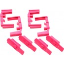 Hexmag Hexid Pink 4 Pack Color Id System