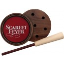 Knight & Hale Turkey Call Pot Style Scarlet Fever Slate