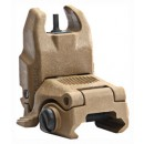 Magpul Sight MBUS Front Back-Up Sight Polymer FDE