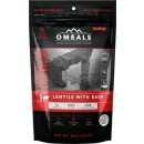 Omeals Lentils With Beef 8 Oz. Flamless Heating