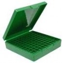 MTM Case-Gard Ammo Box .45ACP/.40Sw/10MM 100-Rounds Green