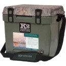 K2 Coolers Camo Summit Series 20 Qt Dbgn Realtree Xtra Lid