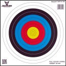 """30-06 Outdoors Paper Archery Target 10-Ring 17""""x17"""" 100Ct"""
