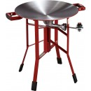 """Firedisc Cookers 24"""" Shallow Fireman Red"""