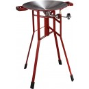 """Firedisc Cookers 36"""" Shallow Fireman Red"""