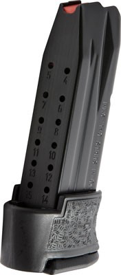 Walther Magazine Ppq M2 Sc 9mm Luger 15-rd Grip Extension