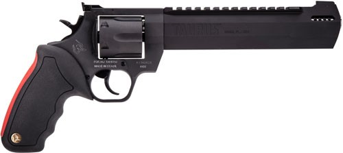 "Taurus Raging Hunter .44mag 8.38"" As 6-shot Blued Rubber"