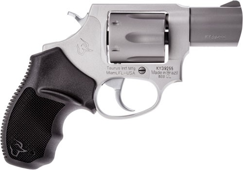 Taurus 856 Ultra Lite .38spl Fs 6-shot Stainless Rubber