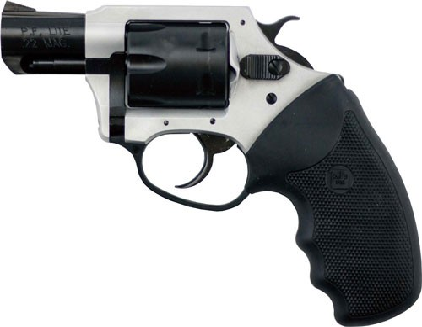"Charter Arms Arms Pathfinder Lite .22lr 2"" Aluminum/black"