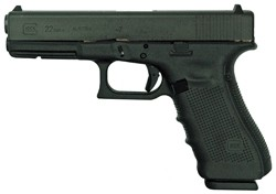 Glock 22 Gen-4 Fixed Sights 15-Shot Black 40 S&W