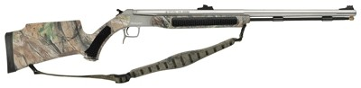 "CVA Accura V2 Rifle .50 AS 27"" Sst/Rt-Apg HD Camo Syn"