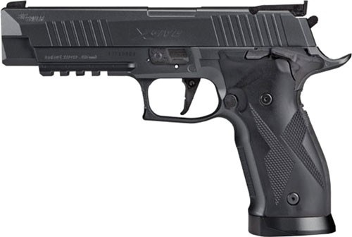 S X5 Series.177 Pellet Co2 20rd Big Air-x5-177-blk P226lk