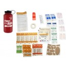 AMK Adventure First Aid 32 Oz Kit 1-2 Ppl/ 1 Day