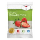 Wise Food Supply Freeze Dried Strawberries Case Of 6