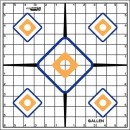 "Allen Ez Aim Sight Grid Trgt 12-pk 12""x12"""
