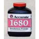 Accurate 1680 Powder 1lb. Cannister