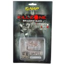 """New Archery Products Replacement Blade Killzone C.O.C 100GR 2"""" Cut 6Pk"""