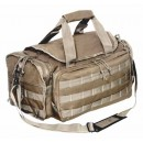 """Max-ops Tactical Range Bag Molle Coyote Brown 18""""x10""""x10"""""""