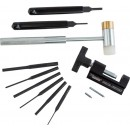 Wheeler Engineering Ar Roll Pin Install Tool Kit
