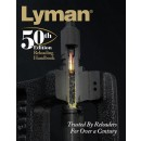 Lyman 50th Reloading Handbook Hardcover 528 Pages