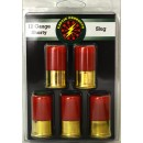 Exotic Shorty Slug 12 Ga 1 3/4 1 Oz. Slug 1175fps 5-pk