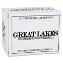 Great Lakes Firearms & Ammo Ammo .500S&W Mag 330Gr. Lead-RNfp Poly 20-Pack
