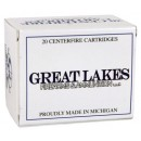 Great Lakes Firearms & Ammo .454 Casull 300Gr. Lead-RNfp Poly 20-Pack