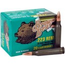 Brown Bear .223 Remington 55GR FMJ-BT 20-Pack
