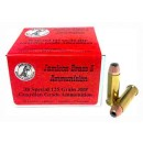 Jamison Ammo .38 Special 125Gr. JHP 20-Pack