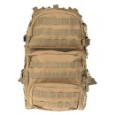Drago Gear Assault Backpack Tan Max Cap Storage Compartments