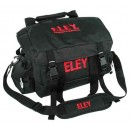 DKG Trading Range Bag W/ Eley Red Logo Black Nylon