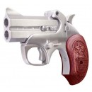 "Bond Arms Texas Defender 9MM Luger 3"" FS Stainless Wood"