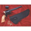 """Heritage .22LR/WMR Combo 6.5"""" Blued Cocobolo Grips W/Holster"""