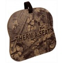 """NEP Outdoors """"Original"""" TheRM-A-Seat 3/4"""" Brown Invision Camo"""