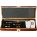 DAC Universal Gun Cleaning Kit W/Presentation Case 17Pcs.