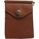 Concealed Carrie Compac Wallet Aged Brown